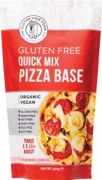 Quick Pizza Base Mix 350gm