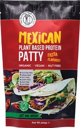 Protein Patty Mix Mexican 200gm