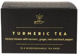 Turmeric Tea Biodegradable Tea Bags
