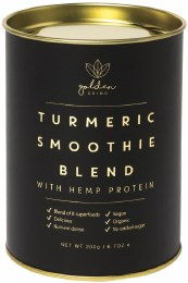 Turmeric Super Smoothie Blend With Hemp Protein 200gm