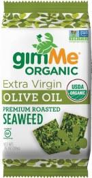 Roasted Seaweed Snacks Olive Oil 10gm