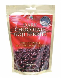 Chocolate Goji Berries Dark Chocolate 300gm