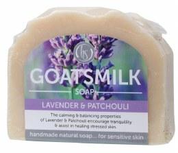 Goat's Milk Soap Lavender & Patchouli 140gm