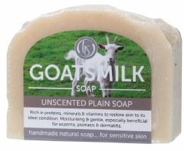 Goat's Milk Soap Unscented 140gm