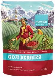 "Goji Berries ""The Origin Series"" 125gm"