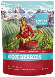 "Goji Berries ""The Origin Series"" 250gm"