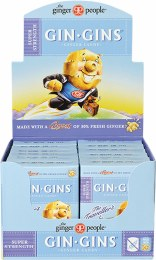 Gin Gins Ginger Candy Super Strength 31gm