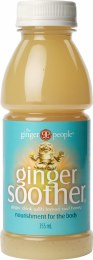 Ginger Soother Ginger Drink with Lemon & Honey 355ml
