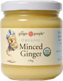Minced Ginger 190gm