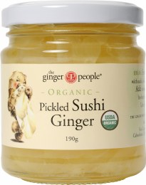 Pickled Sushi Ginger 190gm