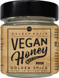 Vegan Honey Golden Spice 220gm