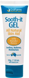 Sooth-it Gel With Manuka Honey