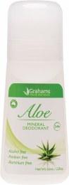 Mineral Deodorant Aloe