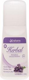 Mineral Deodorant Herbal