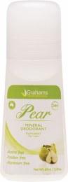 Mineral Deodorant Pear