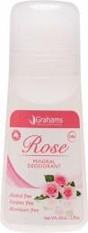 Mineral Deodorant Rose