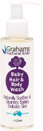 Baby Hair & Body Wash For Babies & Children