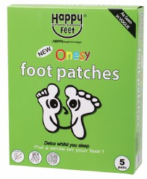 Foot Patches Pack of 5 Pairs 10