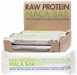 Raw Protein Bar Maca - Box of 12
