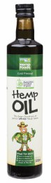 Hemp Seed Oil 500ml