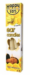 Ear Candles 100% Beeswax - Cone 2