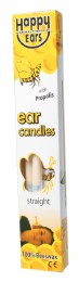 Ear Candles 100% Beeswax - Straight 2