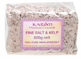 Himalayan Salt With Organic Australian Kelp 500gm