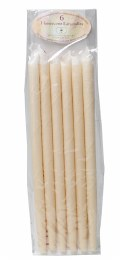 Ear Candles 100% Unbleached Cotton 6