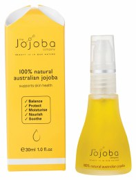 Jojoba Oil (in glass) Pure Australian Golden Jojoba 30ml