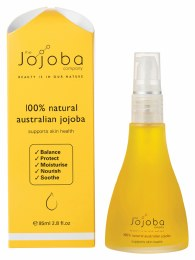 Jojoba Oil (in glass) Pure Australian Golden Jojoba 85ml