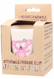 Storage/Rinse Cup Koala (Biodegradable Cup) 1