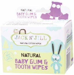 Baby Gum & Tooth Wipes 25