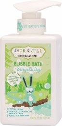 Bubble Bath Simplicity 300ml