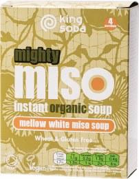 Instant Mellow White Miso Soup 100gm