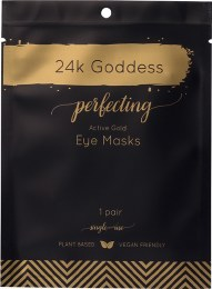 Perfecting Active Gold Eye Masks 10 Pairs - Single Use 10