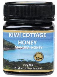 Manuka Honey TA (Total Activity) 20+ 250gm