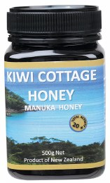 Manuka Honey TA (Total Activity) 20+ 500gm