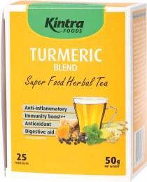 Turmeric Blend 25 Tea Bags 50gm