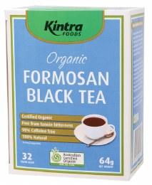 Formosan Black 32 Tea Bags 64gm