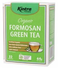 Formosan Green 32 Tea Bags 64gm