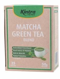 Matcha Green 25 Tea Bags 50gm