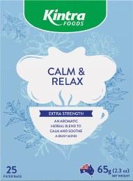 Herbal Tea Bags Calm & Relax
