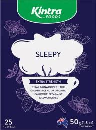 Herbal Tea Bags Sleepy