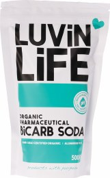 Bi-Carb Soda Organic & Pharmaceutical 500gm