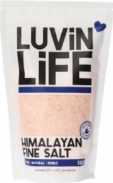 Himalayan Salt Fine 500gm