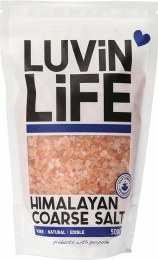 Himalayan Salt Coarse 500gm