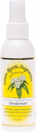 Deodorant Lemon Myrtle - Aluminium Free 125ml