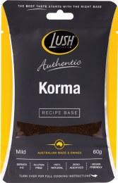 Authentic Recipe Base Korma - Mild 60gm