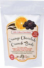 Dark Chocolate Crunch Buds Orange 85gm