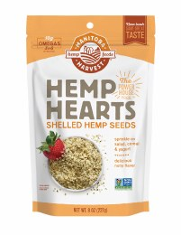 Hemp Hearts - Shelled Hemp Seeds Natural 227gm